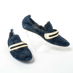 Primary Photo - BRAND: LANVIN STYLE: SHOES FLATS COLOR: NAVY SIZE: 12 SKU: 293-29311-28751