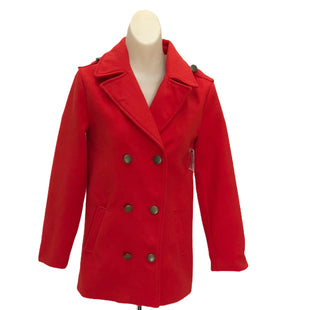 Primary Photo - BRAND: OLD NAVY STYLE: COAT SHORT COLOR: RED SIZE: XS SKU: 293-29312-28258