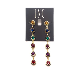 Primary Photo - BRAND: INC STYLE: EARRINGS COLOR: MULTI SKU: 293-29312-25243