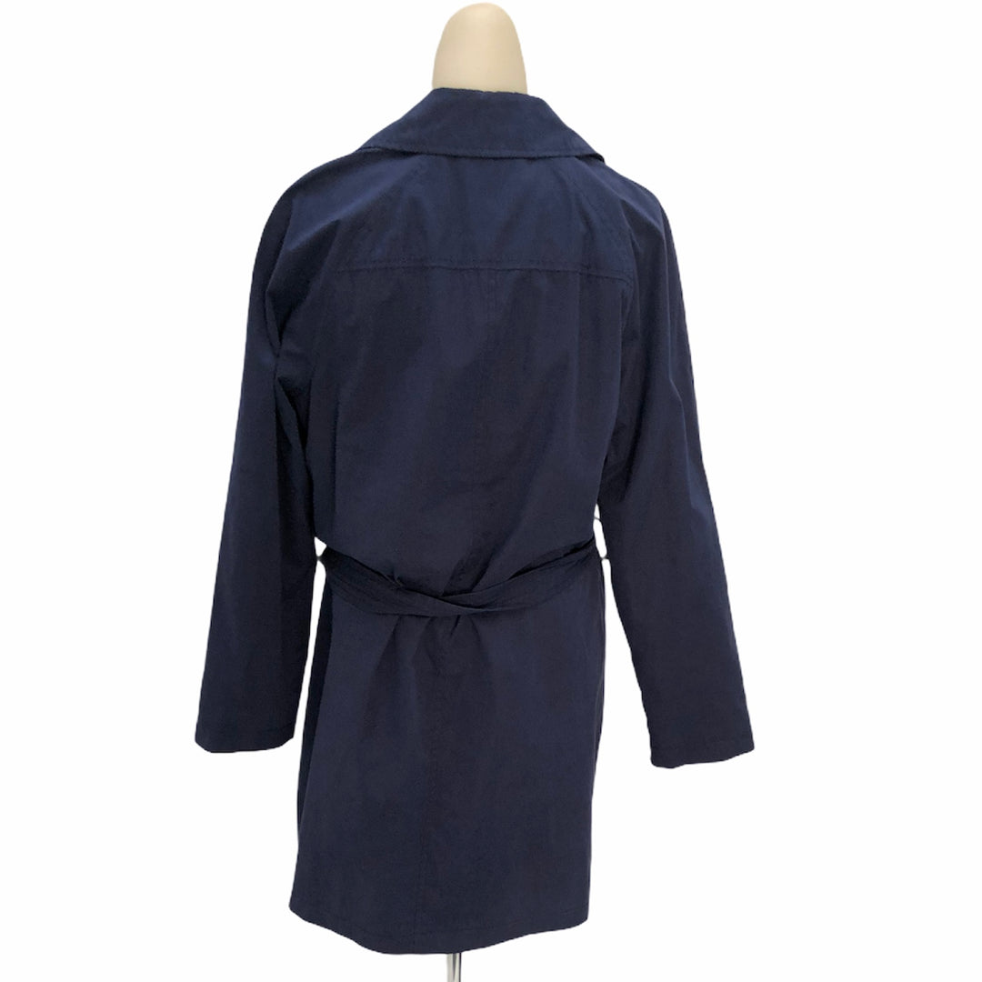 Photo #1 - BRAND: OLD NAVY <BR>STYLE: COAT LONG <BR>COLOR: NAVY <BR>SIZE: S <BR>SKU: 293-29311-30866