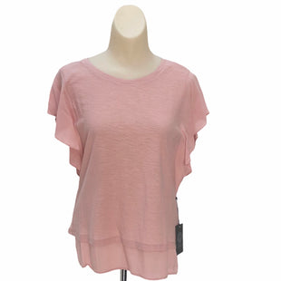 Primary Photo - BRAND: VINCE CAMUTO STYLE: TOP SHORT SLEEVE COLOR: ROSE SIZE: XS SKU: 293-29312-25522