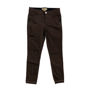 Primary Photo - BRAND: DEMOCRACY STYLE: PANTS COLOR: BROWN SIZE: 8 SKU: 293-29311-33626