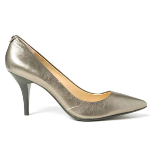 Primary Photo - BRAND: MICHAEL BY MICHAEL KORS STYLE: SHOES HIGH HEEL COLOR: METALLIC SIZE: 9.5 SKU: 293-29311-32680