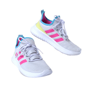 Primary Photo - BRAND: ADIDAS STYLE: SHOES ATHLETIC COLOR: WHITE PINK SIZE: 5 SKU: 293-29311-33594