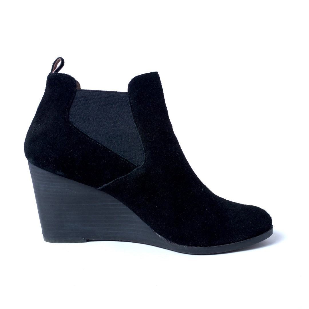 Primary Photo - BRAND: CASLON <BR>STYLE: BOOTS ANKLE <BR>COLOR: BLACK <BR>SIZE: 10 <BR>SKU: 293-29351-400