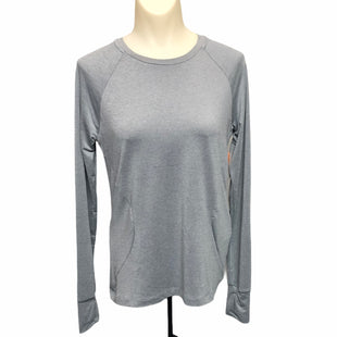 Primary Photo - BRAND: ATHLETIC WORKS STYLE: ATHLETIC TOP COLOR: GREY SIZE: S SKU: 293-29311-33792