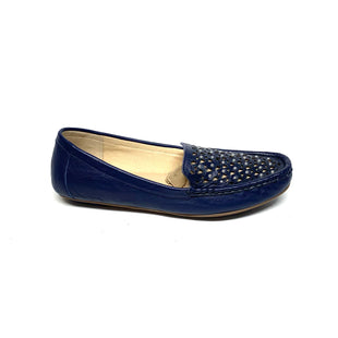 Primary Photo - BRAND: ISAAC MIZRAHI LIVE QVC STYLE: SHOES FLATS COLOR: NAVY SIZE: 8.5 SKU: 293-29312-33792