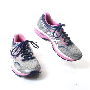 Primary Photo - BRAND: ASICS STYLE: SHOES ATHLETIC COLOR: GREY SIZE: 7.5 SKU: 293-29338-10793