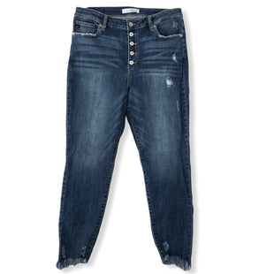 Primary Photo - BRAND: KANCAN STYLE: JEANS COLOR: DENIM BLUE SIZE: XL SKU: 293-29311-30124