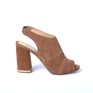 Primary Photo - BRAND: MICHAEL BY MICHAEL KORS STYLE: SANDALS HIGH COLOR: BROWN SIZE: 9 SKU: 293-29311-33619