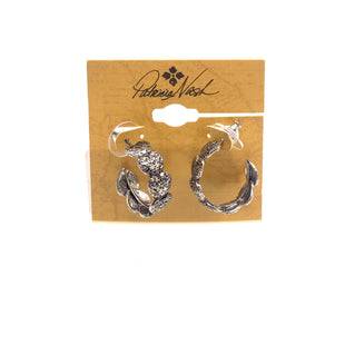 Primary Photo - BRAND: PATRICIA NASH STYLE: EARRINGS COLOR: SILVER SKU: 293-29311-35397