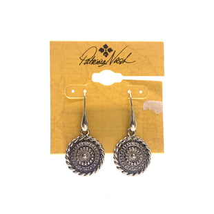 Primary Photo - BRAND: PATRICIA NASH STYLE: EARRINGS COLOR: SILVER OTHER INFO: SMALL MEDALLIONS SKU: 293-29311-34035