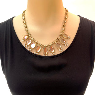 Primary Photo - BRAND:    CLOTHES MENTOR STYLE: NECKLACE COLOR: GOLD OTHER INFO: BELLA JACKS - SKU: 293-29312-24413