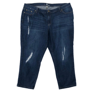 Primary Photo - BRAND: WOMAN WITHIN STYLE: JEANS COLOR: DENIM BLUE SIZE: 20 SKU: 293-29311-29786
