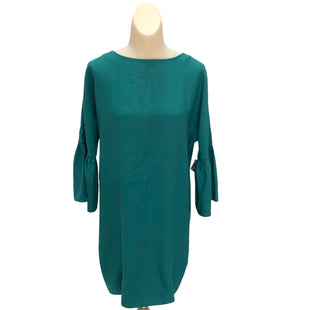 Primary Photo - BRAND: BANANA REPUBLIC O STYLE: DRESS SHORT LONG SLEEVE COLOR: GREEN SIZE: 4 SKU: 293-29312-25744