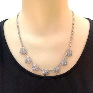 Primary Photo - BRAND: CLOTHES MENTOR STYLE: NECKLACE SKU: 293-29338-10427. SILVER.