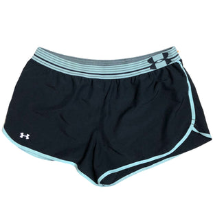 Primary Photo - BRAND: UNDER ARMOUR STYLE: ATHLETIC SHORTS COLOR: BLACK SIZE: M SKU: 293-29312-30859