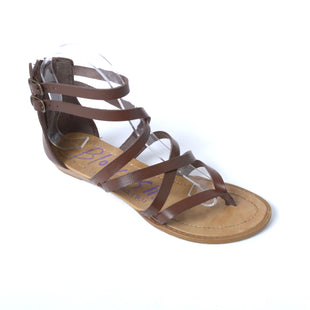 Primary Photo - BRAND: BLOWFISH STYLE: SANDALS LOW COLOR: BROWN SIZE: 6 SKU: 293-29344-3337