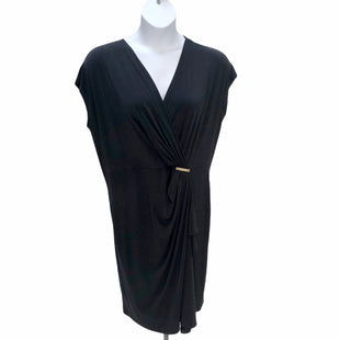 Primary Photo - BRAND: MICHAEL BY MICHAEL KORS STYLE: DRESS SHORT SLEEVELESS COLOR: BLACK SIZE: 1X SKU: 293-29338-10660