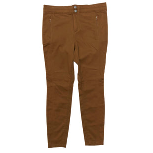 Primary Photo - BRAND: ANN TAYLOR LOFT STYLE: PANTS COLOR: BROWN SIZE: 8 SKU: 293-29312-30509