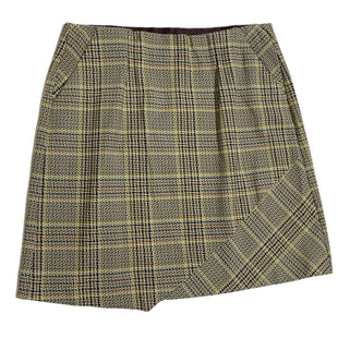 Primary Photo - BRAND: CABI STYLE: SKIRT COLOR: BROWN SIZE: M OTHER INFO: BEIGE SKU: 293-29311-33117