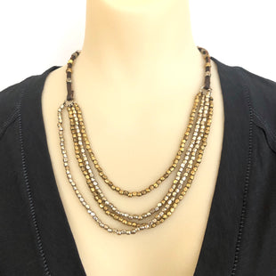 Primary Photo - BRAND: LUCKY BRAND STYLE: NECKLACE COLOR: GOLD SKU: 293-29343-3753