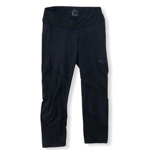 Primary Photo - BRAND: NIKE STYLE: ATHLETIC CAPRIS COLOR: BLACK SIZE: M SKU: 293-29312-26174