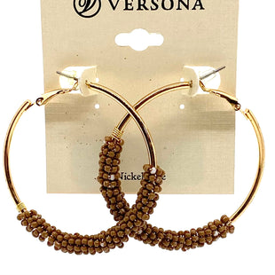 Primary Photo - BRAND:   VERSONASTYLE: EARRINGS SKU: 293-29311-35277