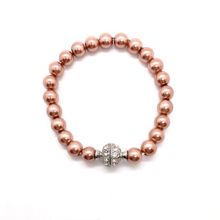 Primary Photo - BRAND:    CLOTHES MENTOR STYLE: BRACELET COLOR: ROSE OTHER INFO: CM - PEARLS SKU: 293-29312-33795