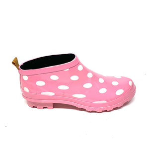 Primary Photo - BRAND:    CLOTHES MENTOR STYLE: BOOTS ANKLE COLOR: POLKADOT SIZE: 8.5 SKU: 293-29338-11729