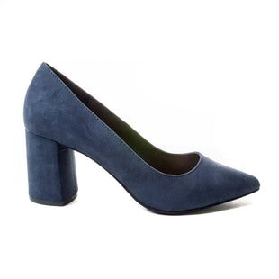 Primary Photo - BRAND: KELLY AND KATIE STYLE: SHOES HIGH HEEL COLOR: NAVY SIZE: 8 SKU: 293-29312-27645