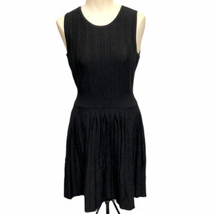 Primary Photo - BRAND: SAKS FIFTH AVENUE STYLE: DRESS SHORT SLEEVELESS COLOR: BLACK SIZE: S SKU: 293-29311-33701