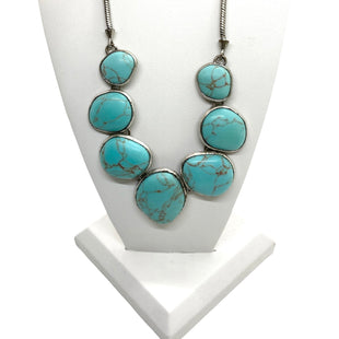 Primary Photo - BRAND: LUCKY BRAND STYLE: NECKLACE COLOR: TURQUOISE SKU: 293-29312-33617