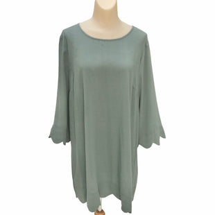Primary Photo - BRAND: UMGEE STYLE: DRESS SHORT LONG SLEEVE COLOR: GREEN SIZE: M SKU: 293-29312-26448