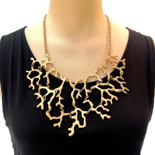 Primary Photo - BRAND:  CME STYLE: NECKLACE COLOR: GOLD OTHER INFO: CM - SKU: 293-29312-24412