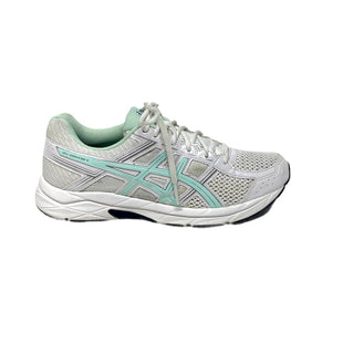 Primary Photo - BRAND: ASICS STYLE: SHOES ATHLETIC COLOR: WHITE SIZE: 8 SKU: 293-29311-34850
