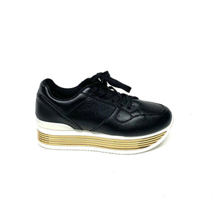Primary Photo - BRAND: QUPID STYLE: SHOES ATHLETIC COLOR: BLACK SIZE: 7 SKU: 293-29342-7021