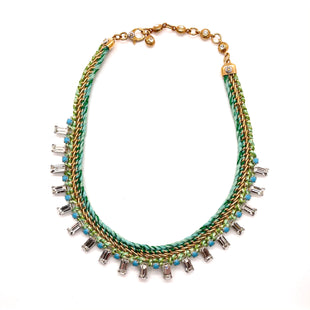 Primary Photo - BRAND: HENRI BENDEL STYLE: NECKLACE COLOR: BLUE GREEN SKU: 293-29311-35733