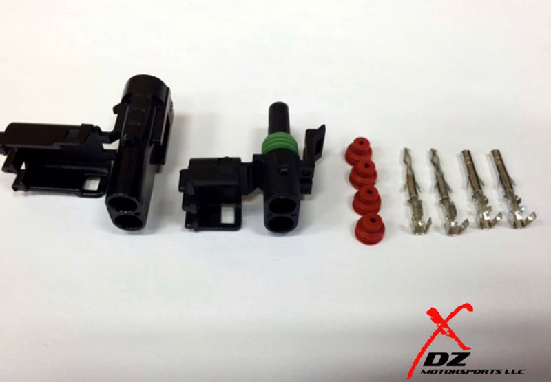 OEM Style Weather Pak accessory plug Kit