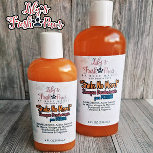 """Stinks No More!"" Shampoo Desodorizante para PERROS"