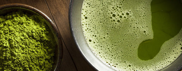 Matcha Amazing Benefits