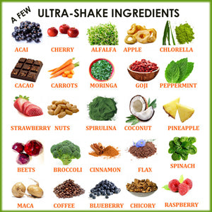superfood ingredients
