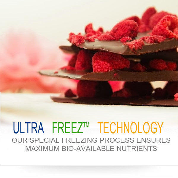 Ultra Freeze Process