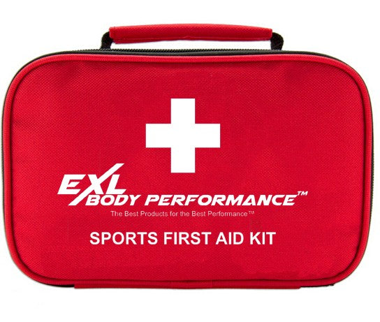 SILVER MEDAL SERVICE - Youth Sports First-Aid Kits and Supplies - AllaQuix™ - Stop Bleeding Quick Like the Pros!