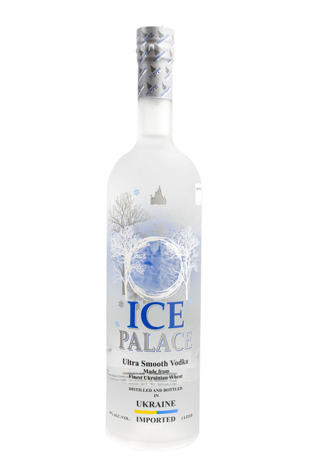 Ice Palace Vodka 40%, 1L