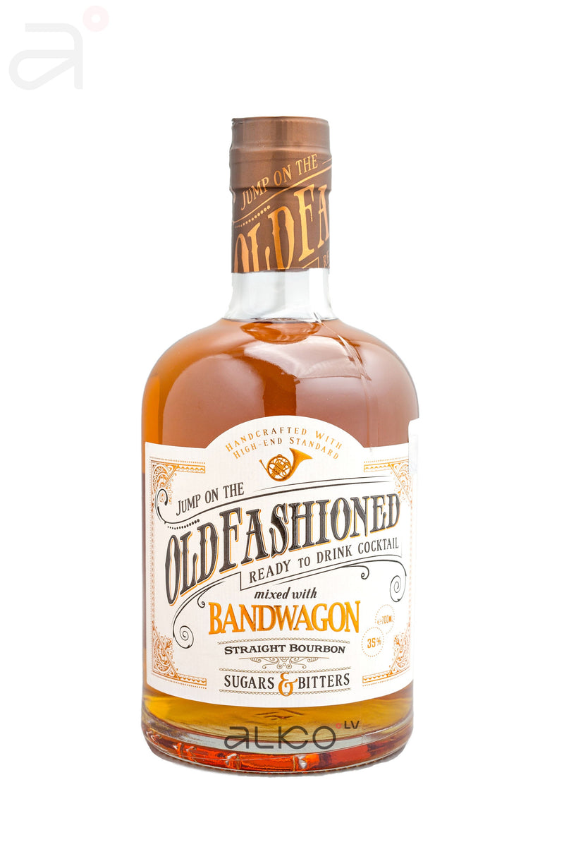 OldFashioned cocktail Bandwagon 35% 0.7L