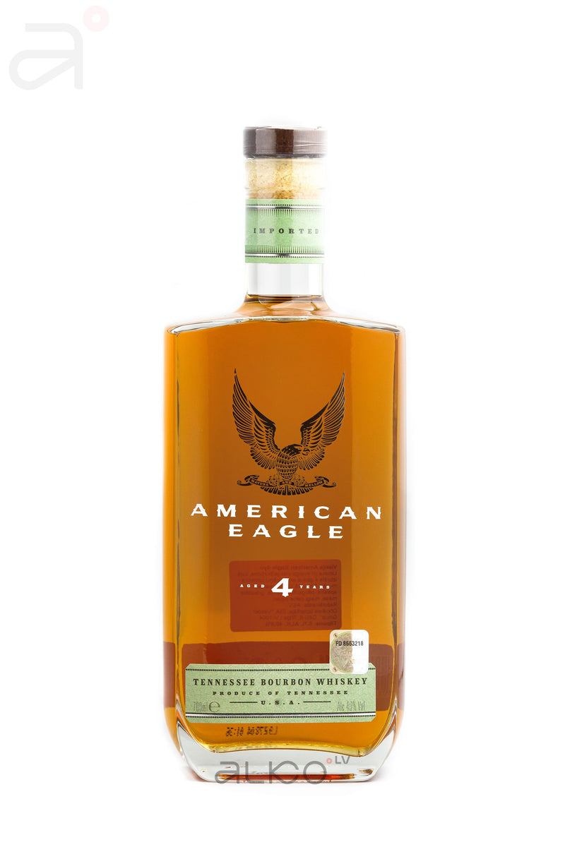 American Eagle 4yo whisky 40% 0.7L