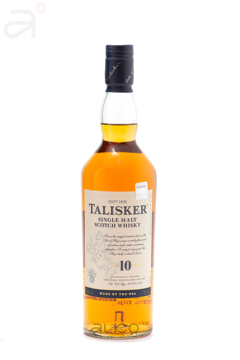 Talisker Isle Single Malt 10YO 45,8% 0,7L