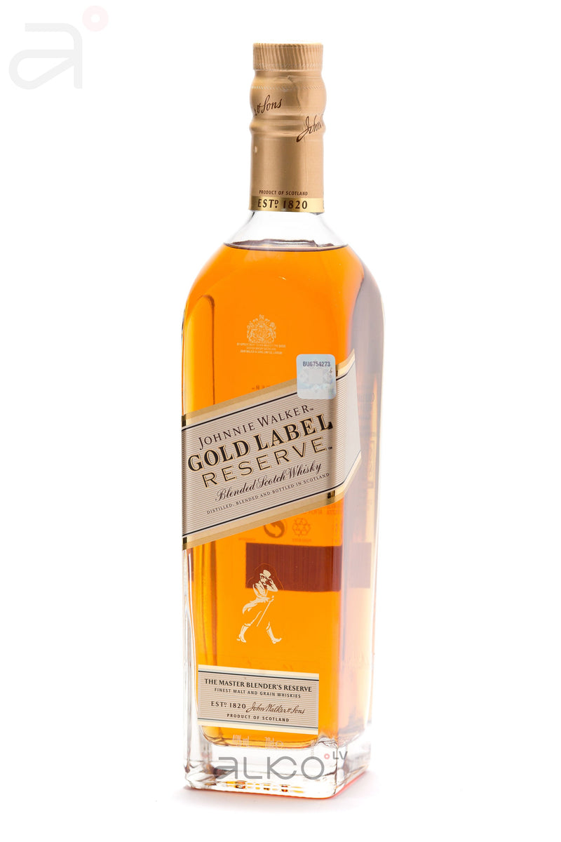 Johnnie Walker Gold Reserve 40% 0,7L