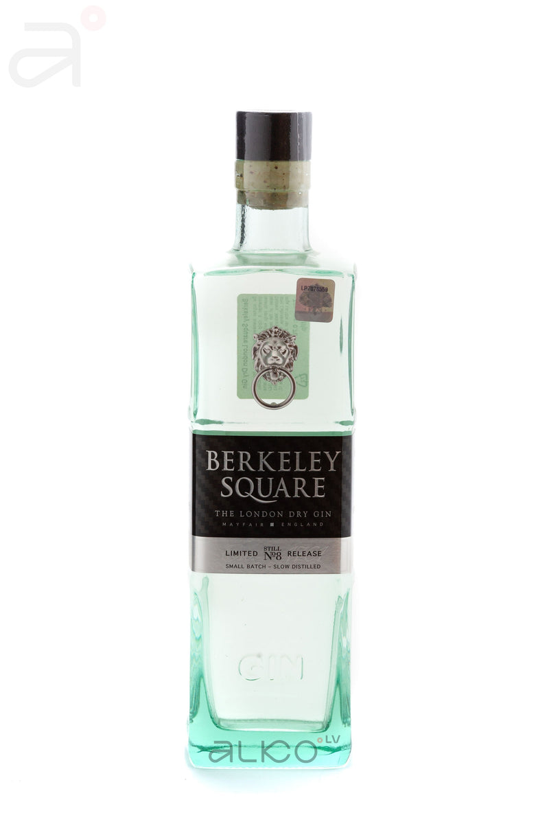 Berkley Square London Gin 46%, 0.7 L